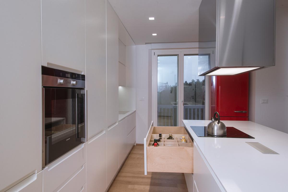 Arredamento su misura cucina moderna