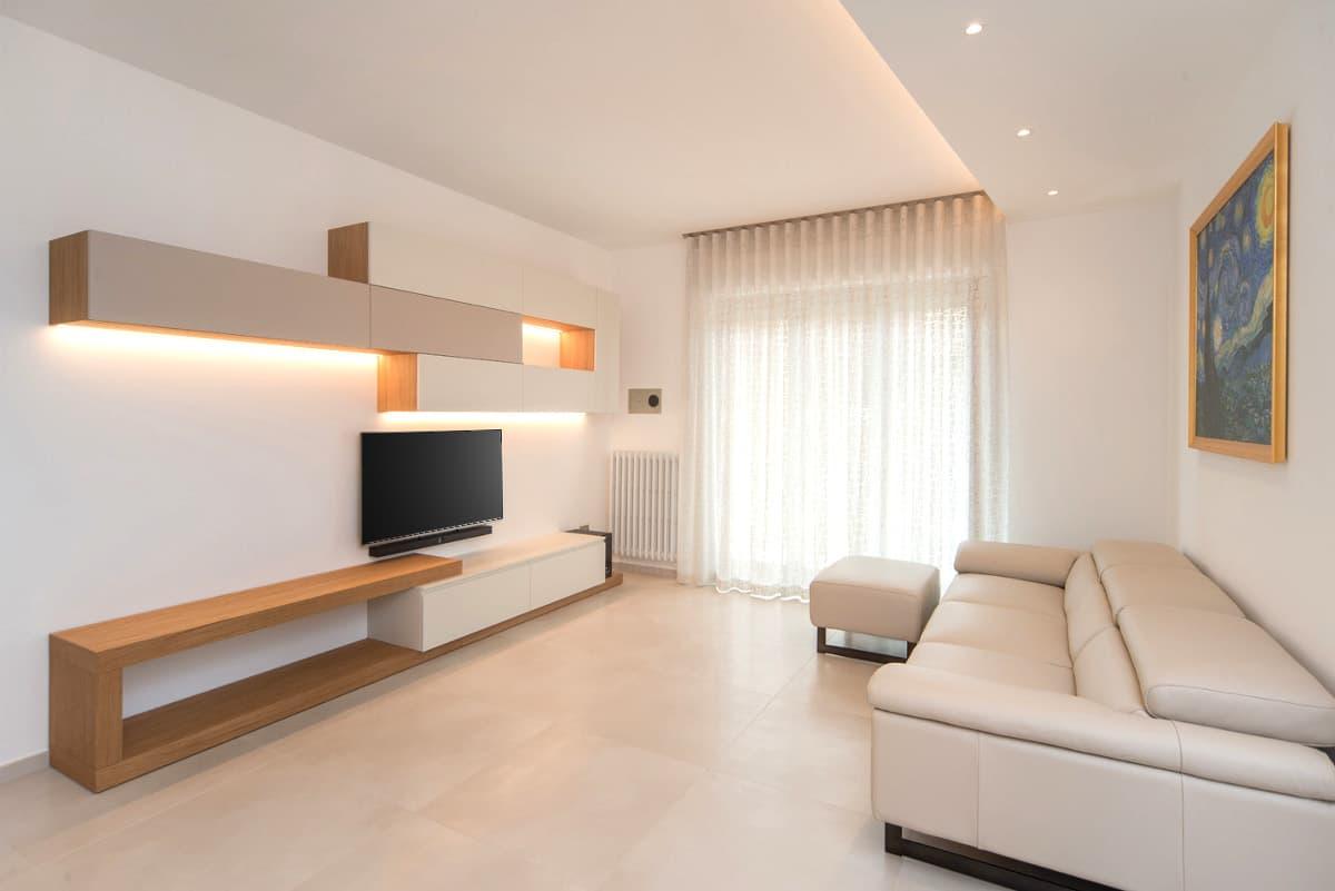 arredamento su misura completo per l 39 intero appartamento